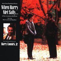 Harry Connick jr. When Harry met Sally.. (soundtrack, 1989) [CD]