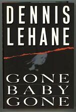 Gone Baby Gone by Dennis Lehane 1st HC w/DJ- High Grade