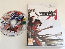 Nintendo Wii Guilty Gear XX Accent Core Plus