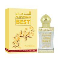 Meilleur 12ml Par Al Haramain Orange Citron Rose Jasmin Musc Ambre Parfum Huile