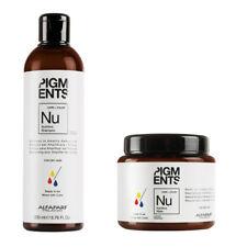 Alfaparf Pigments Kit Nutritive Shampoo + Mask / Per Capelli Secchi