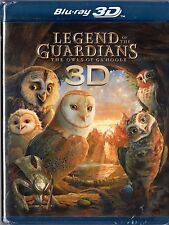 Legend of the Guardians: The Owls of Ga'Hoole ( Blu-ray 3D / Blu-ray Com)