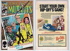 The New Mutants #32 (Vol.1, Oct 1985, Marvel) Claremont & Leialoha  [MT]