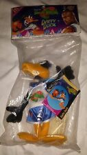 Looney Tunes Daffy Duck Space Jam McDonald's Plush Happy Meal Toy