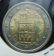 2005   San Marino   2 Euro   FDC