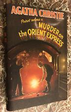 Murder on the Orient Express,1934 First Edition Facsimile~Agatha Christie w/ DJ!