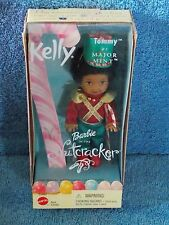 Nutcracker  Kelly Doll  African American Tommy as Major Mint  NRFB