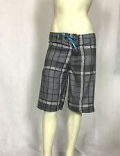 16d30d27f7 Hurley Board Shorts Womens Size 16 Surf Paddle Skate Long (*1)