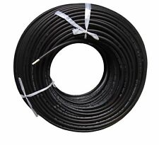 50 meters DC Rated 1000V 4mm Solar Panel PV Cable with Free Delivery!