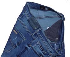 AX Armani Exchange J13 Slim Stretch Selvedge Designer Jeans VGC 31W 30L