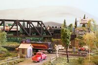 Train Layout, O scale, professional, modular, detailed Lionel & MTH ready to run