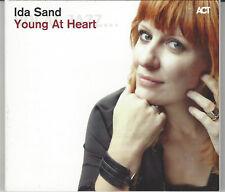 Ida SAND - Young at Heart / Sehr gute neuwertige 2015er Smooth Jazz - Promo Cd !