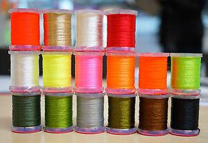 UTC Antron Yarn gespult 22 Farben Auswahl UTC Antron Yarn spooled