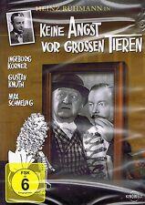 DVD NEU/OVP - Keine Angst vor grossen Tieren - Heinz Rühmann & Ingeborg Körner