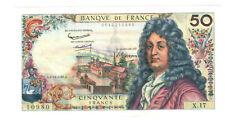 50 francs Racine 08/11/1962 SUP ( 090 )