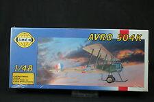 YD077 SMER 1/48 maquette avion0807 Avro 504K