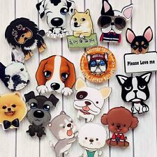 Fashion Cute cat & dog series Lovely Collar Pin Badge Corsage Cartoon Brooch