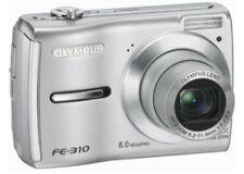 Olympus FE FE-310 8.0MP Digital Camera - Silver