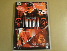 2-DISC DVD / MASTERS OF HORROR - VOL.VI ( TOBE HOOPER, WILLIAM MALONE )