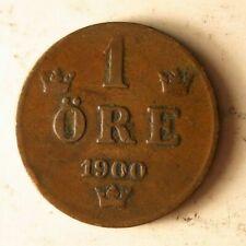 1900 SWEDEN ORE - Collectible Coin - FREE SHIP - BARGAIN BIN #114