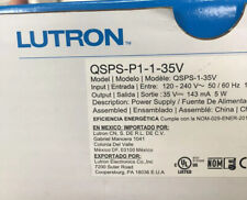 Lutron Qsps-P1-1-35V Power Supply 35V New in Box