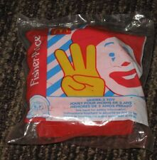1996 Fisher Price McDonalds Happy Meal Under 3 Toy - Dog in Doghouse