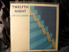 Twelfth Night-Art & ILLUSIONE