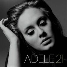 21 by Adele (CD, Feb-2011, Columbia (USA)) with Rolling in the Deep