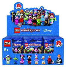 NEW SEALED LEGO 71012 Box/Case of 60 Disney MINIFIGURES SERIES