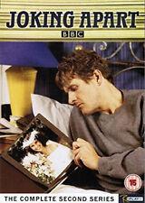 Joking Apart Series 2 DVD ~ RARE Comedy Coupling Steven Moffat Robert Bathurst