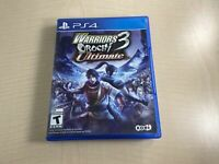 Warriors Orochi 3 Ultimate (North America version)-USED