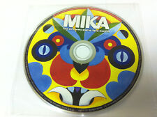 Mika The Boy Who Knew Too Much Music CD Album 2009 - DISC ONLY in Plastic Sleeve