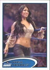 2012 Topps WWE #70 Rosa Mendes