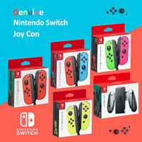 Real Nintendo Switch Joy Con Wireless Controller Joystick Joypad Gamepad Control