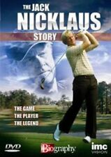 The Jack Nicklaus Story DVD 2004