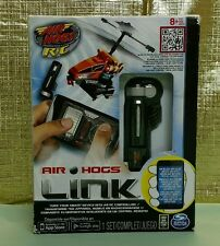 AIR HOGS LINK - SMARTPHONE RC REMOTE CONTROL, ELECTRIC, HELICOPTERS, VEHICLE New