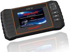 iCarsoft OBD2 OBDII Scanner Tool Code Reader DTC CEL ABS SRS Mercedes-Benz/Smart