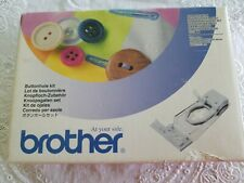 Brother Buttonhole Kit
