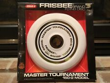Vintage 1980 Wham-O Frisbee Flying Disc: Master Tournament 150 G*NEW* In Box