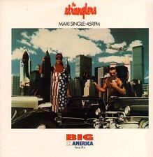 "The Stranglers(12"" Vinyl)Big In America Maxi-Epic-EPC 650249 6-UK-1986-VG/Ex"