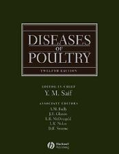 Diseases of poultry, 12th edition.