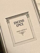 ENCENS EPICE 50ml OSMO ABSOLU Pure Parfum Spray IL PROFUMO ITALY NIB (1 Bottle)