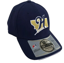 Helena Brewers Fitted Medium-Large New Era 39THIRTY Cap Hat USA Pioneer League