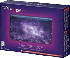 Nintendo New 3DS XL Galaxy Style Console (Limited Edition). New. Free Shipping.