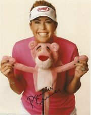LPGA Paula Creamer Autographed Signed 8x10 Photo COA T