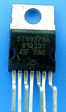 ST STV9379A to220-7 Vertical Deflection Booster