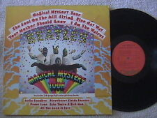 """THE BEATLES """"MAGICAL MYSTERY TOUR"""" LP GATEFOLD WITH 22 PAGE BOOKLET NEAR MINT"""