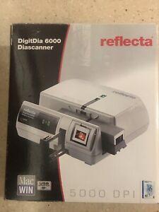 escaner diapositivas Reflecta Digitdia 6000