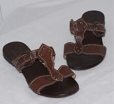 ad7f5c2fd8d90 Sandales et chaussures de plage marrons pour femme   Achetez sur eBay