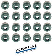 20 Victor Reinz Engine Valve Stem Oil Seal 7mm Diameter For Volvo V40 S80 C70